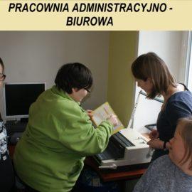 Pracownia biurowo-administracyjna