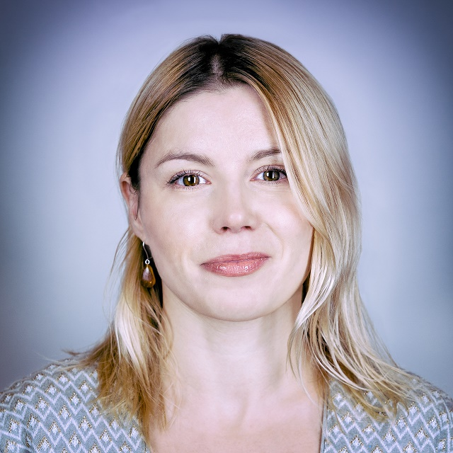 Agata Ostachowska - Instruktor (pracownia plastyczna)