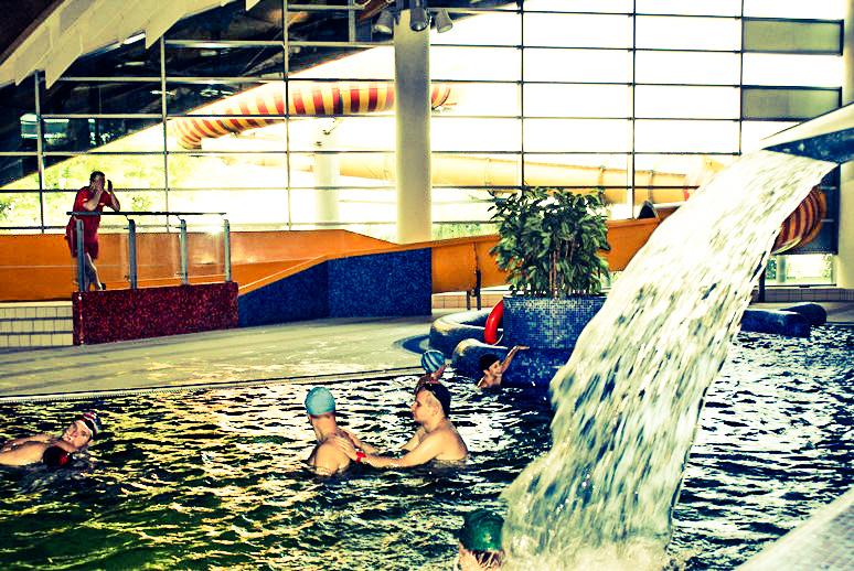 Zajęcia na basenie to wiele korzyści dla zdrowia