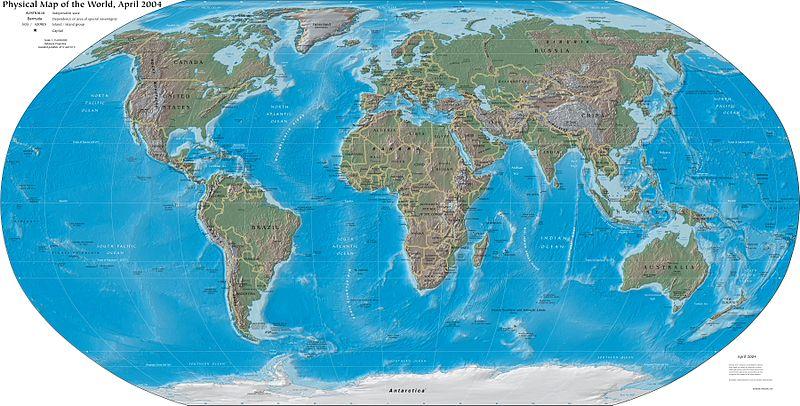 Zajęcia geograficzne