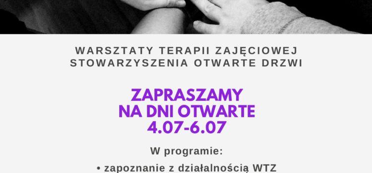 Dni Otwarte WTZ 2018
